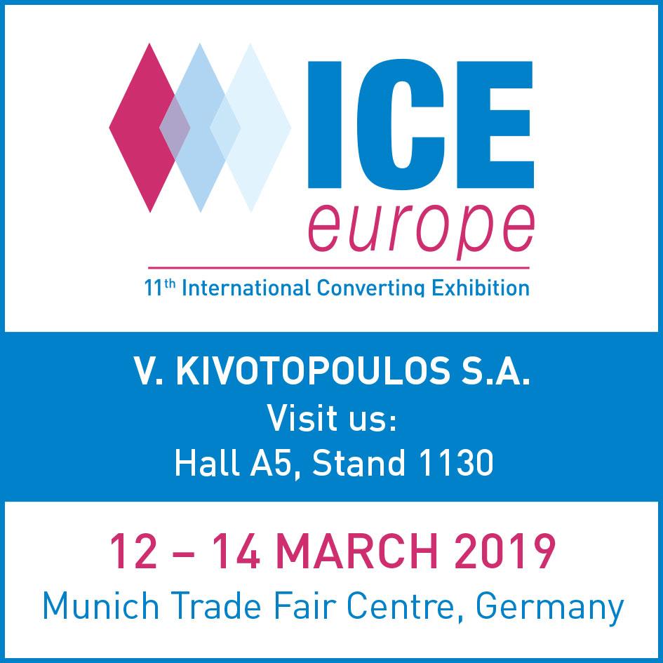 Kivotopoulos SA-ICE EUROPE