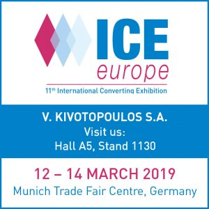 Kivotopoulos SA participates in ICE EUROPE 2019